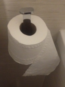 And who couldn't change THIS roll?