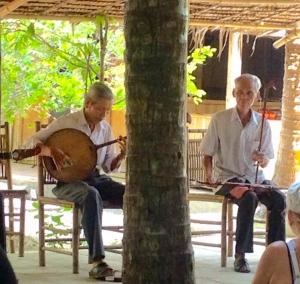 Vietnam musicians